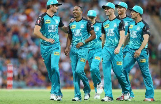 Brisbane Heat win over the Hobart Hurricanes - Caribbean News