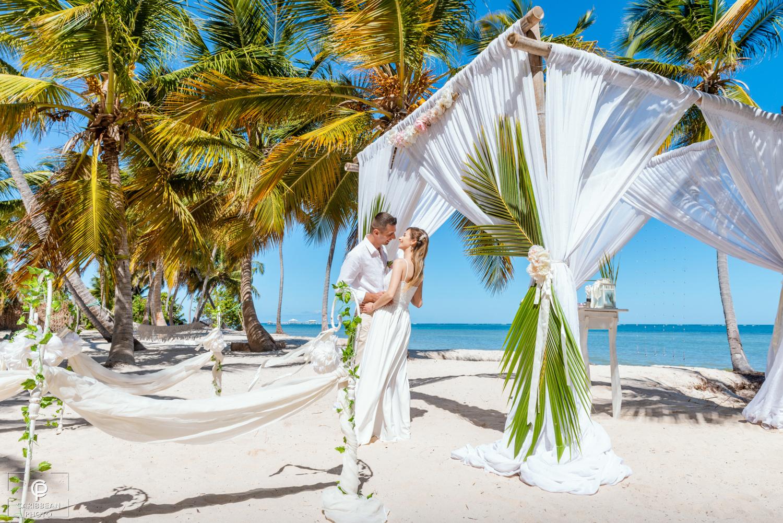 b17 Ania Pawel CaribbeanPhoto wedding photographer punta cana