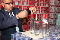 Anti-Smuggling campaign continues with the introduction of the Excise Tax Stamp