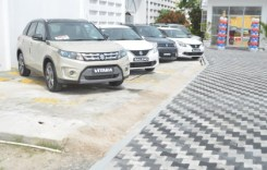 Ansa Motors open automotive store with Suzuki brand