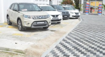 Ansa Motors open automotive store with Suzuki brand