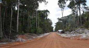 Rehabilitation of Issano, Karrau to Buckhall roads underway