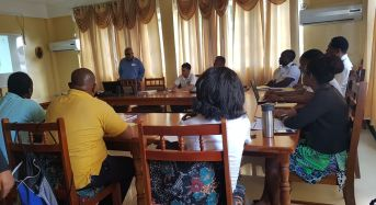 NAREI's pest control staff benefit from regional training