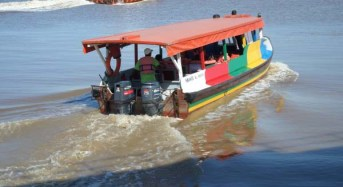 Two additional water taxis for Berbice