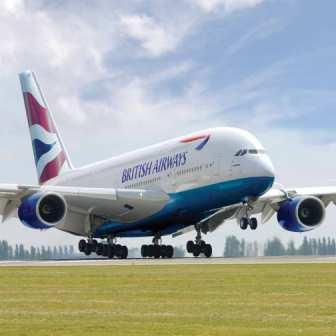 British Airways. Photo courtesy airliners.net