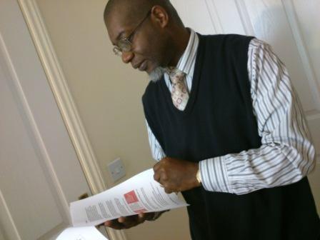 Dr Christopher A Johnson