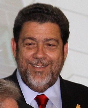 Prime Minister Ralph Gonsalves
