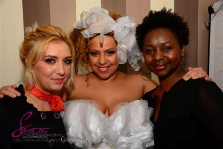 MYA Makeup Artist team with Miss-k