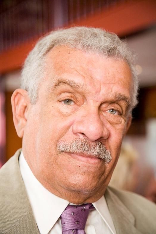 Nobel Laureate Derek Walcott