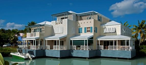 Nanny Cay Village. Photo courtesy www.obmi.com