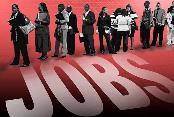 The jobs queue. Photo courtesy houstoncommunicationsfair.com