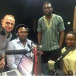 EXCLUSIVE PICTURES: Jason Njoku of iROKOtv and Chimimanda Adichie
