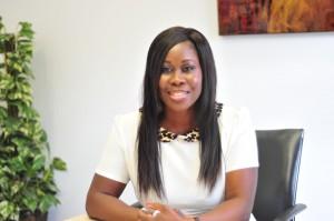 Multi award-winning entrepreneur and CEO Rich Visions, Mavis Amankwah