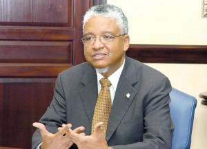 Professor E Nigel Harris. Photo courtesy www.jamaicaobserver.com
