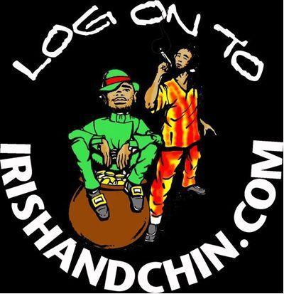 Irish and chin logo