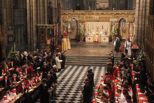 Photo courtesy www.westminster-abbey.org