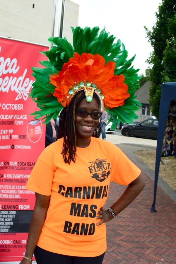 Flagz Mas Band. Photo courtesy CaribDirect