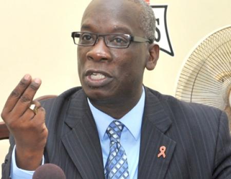 Minister Ronald Jones. Photo courtesy sheriveronica.wordpress.com