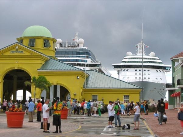 Port Zante St Kitts. Photo courtesy pixabay.com