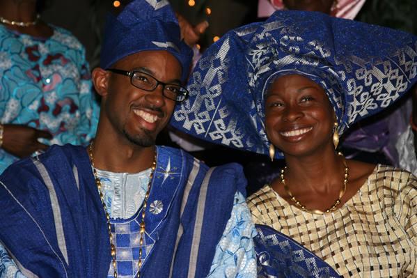 Yoruba Marriage (Igbeyawo). Photo courtesy yeyeolade.blogspot.com