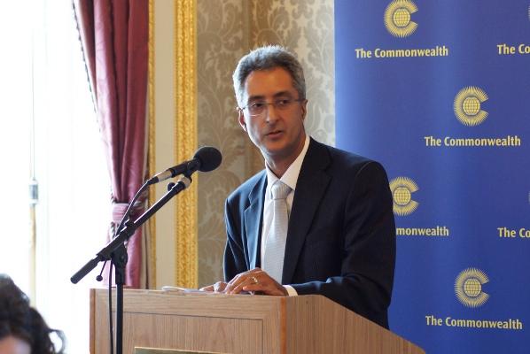 Cyrus Rustomjee. Photo courtesy http://www.reinventingbrettonwoods.org