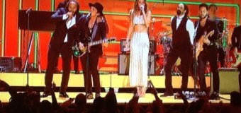 Bob Marley Tribute at Grammy Awards