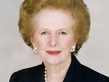 Margaret Thatcher dies at 87 (1925-2013)