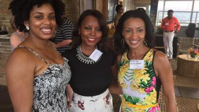 USVI Tourism Reception: Caribbean Media Network USA
