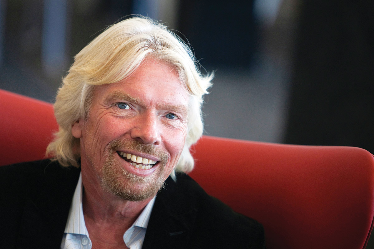 Richard Branson Says If Trump is Real, He Shouldn't be Next POTUS