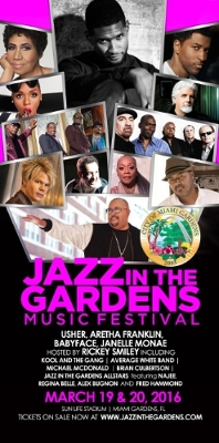 Jazz in the Garden 2016