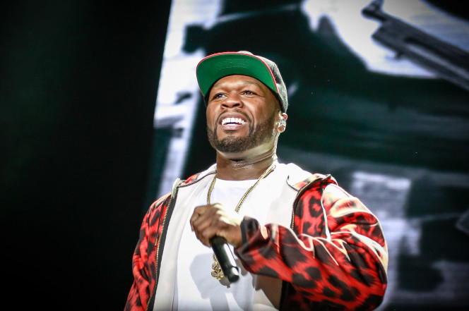 50 Cent Arrested In St Kitts for Curse Words
