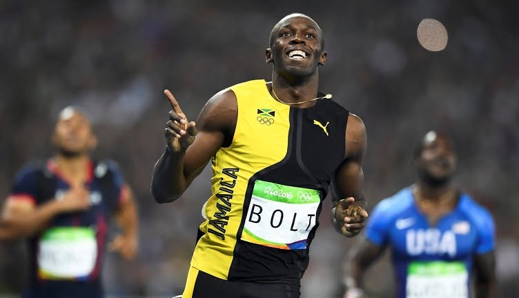 Usain Bolt Makes History with 3rd 100M Win (Video ...