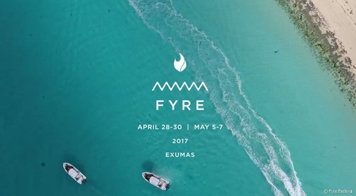 Inside Look Into the Bahamas Fyre Fest Scam