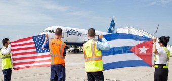 Jet Blue increase fights to Cuba