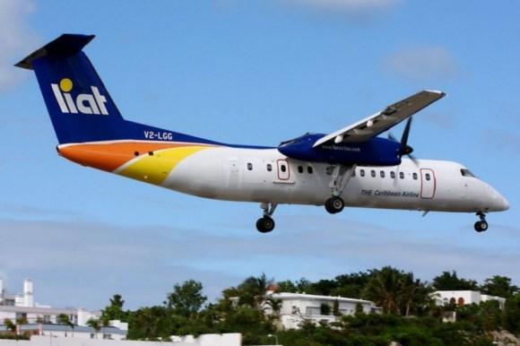 Hurricane Relief LIAT Airlines