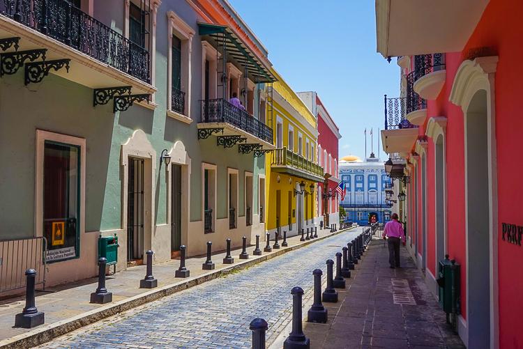 San Juan Puerto Rico in Top 10 of Travel Destinations
