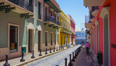 San Juan Puerto Rico Named 10 Ten