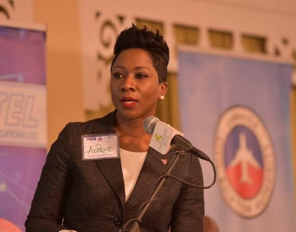 Atlanta Tribune Honors Caribbean Native Alrene Richards Barr