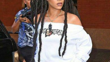 Rihanna Buju Banton
