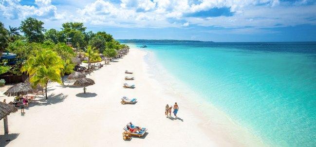 Jamaica Beach upgrade