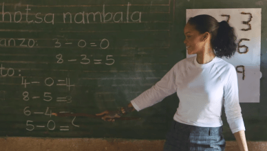 Rihanna fights Global Education