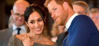 Prince Harry and Meghan Expecting First Child
