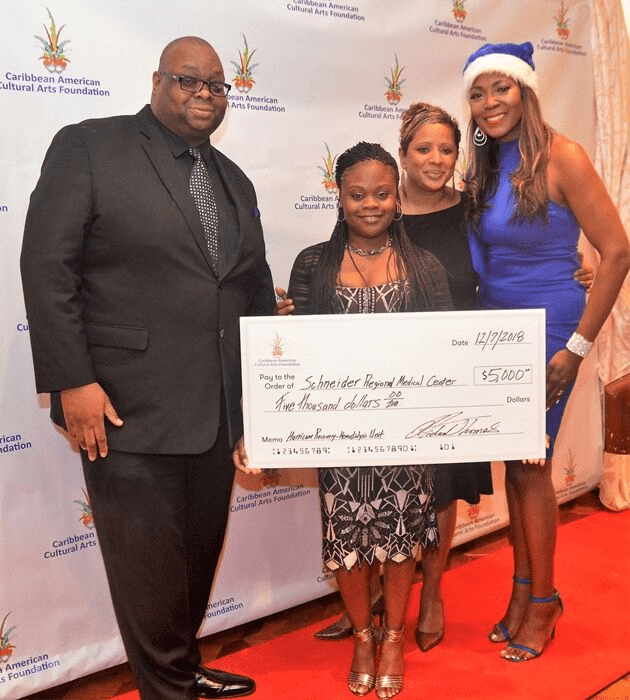 A PROMISE KEPT CARIBBEAN CULTURAL ARTS GIVE BACK