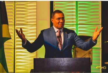 Prime Minister Holness guest speaker