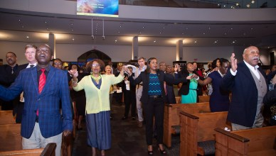 Bahamas Day of Prayer with Consul General Astra Rolle
