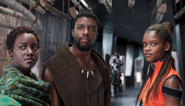 Chawick Boseman Black Panther
