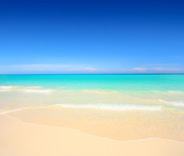One Of The Best Beaches In The World Grace Bay Beach On The Island Of