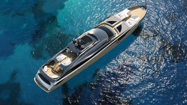 Camper and Nicholsons Superyacht