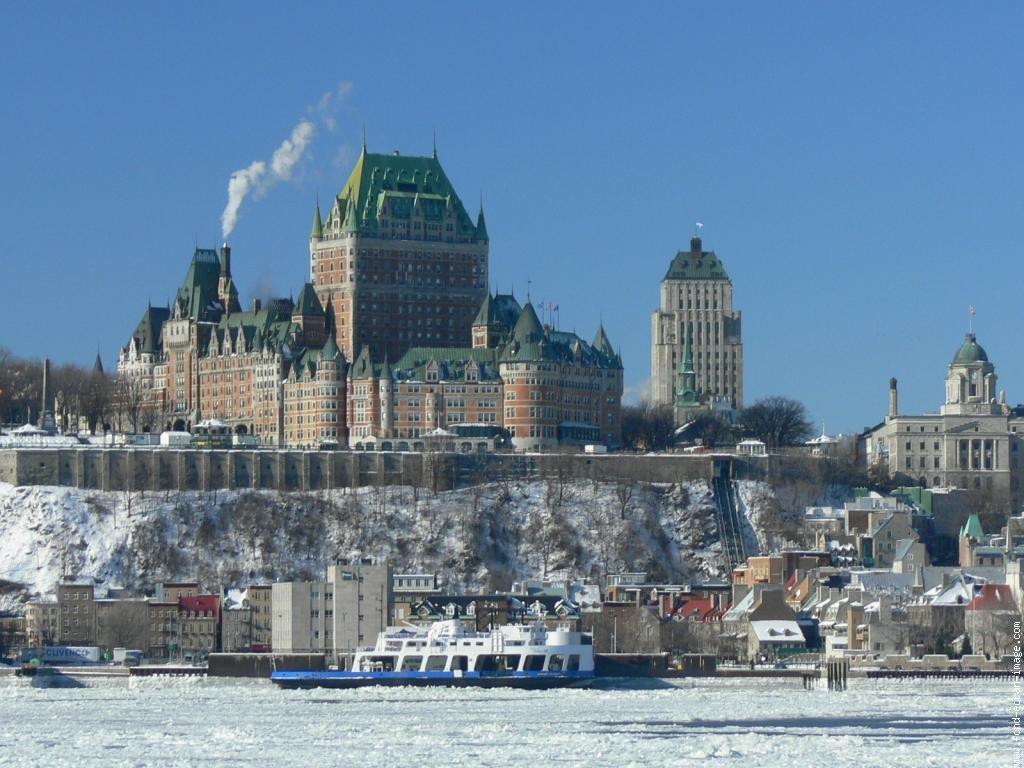 Canada  Qubec et Ontario  Neige  hiver  Circuit dcouverte de lhiver qubcois