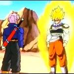 DBZ – Goku Super Saiyajin Vs. Trunks Super Saiyajin | HD 1080p
